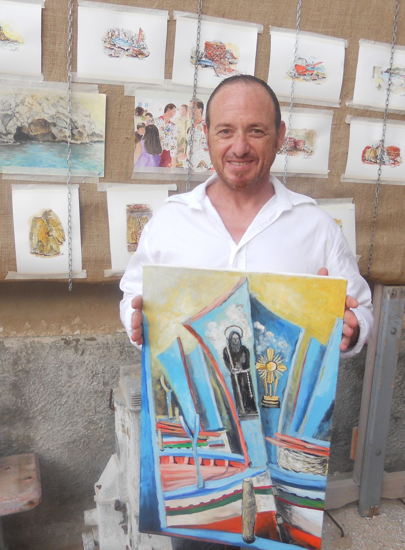 A Marettimo le mostre artistiche di Hiera