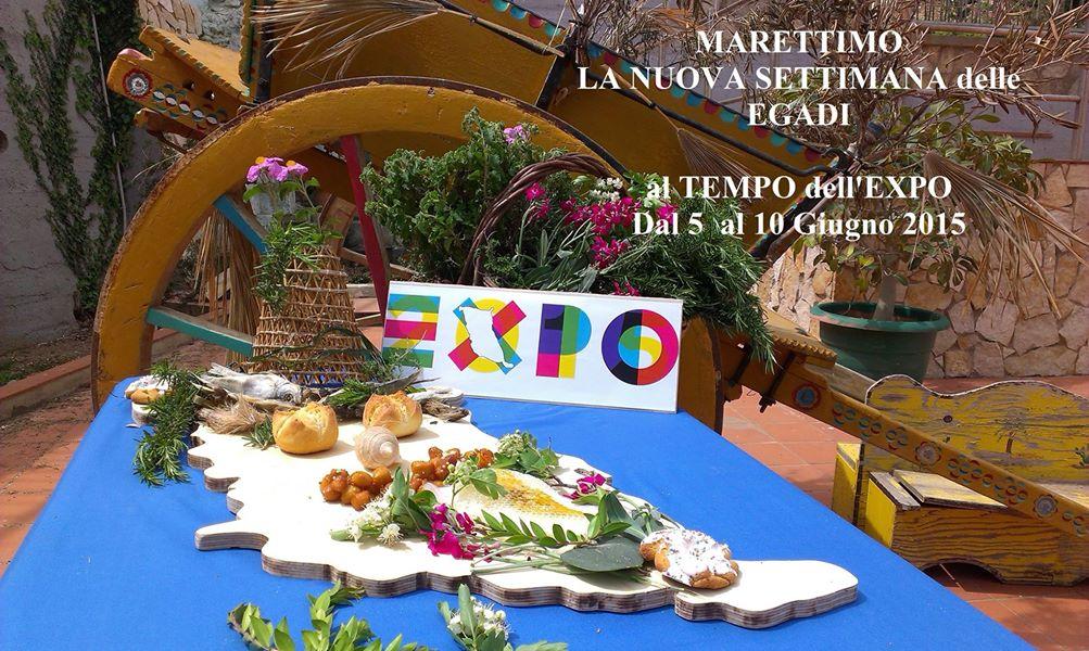 Dal 5 al 10 giugno la Nuova Settimana delle EGADI al Tempo dell'EXPO