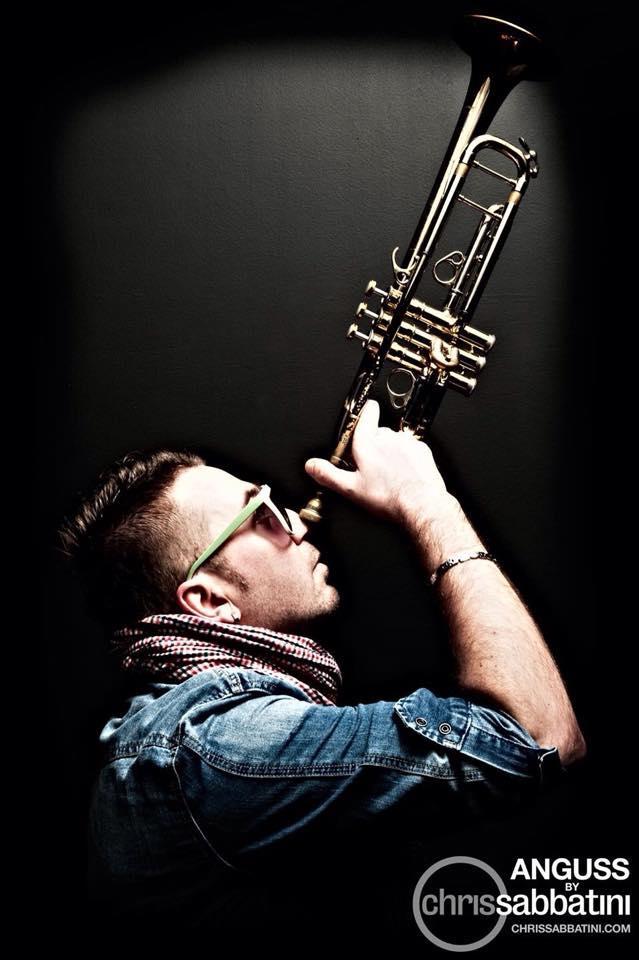 """A MARETTIMO Domenica 7 Giugno Musica Jazz con """"Anguss"""""""
