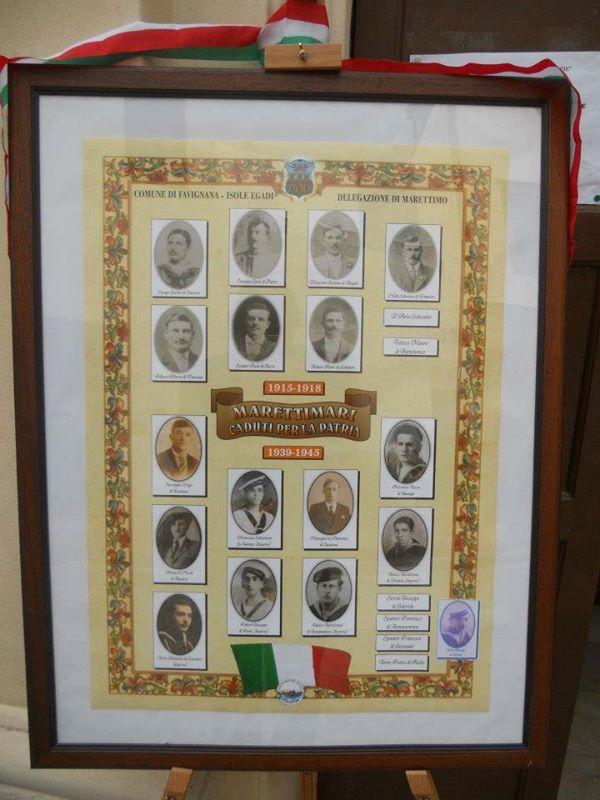 Il 4 Novembre, cerimonia di commemorazione ai caduti per la Patria