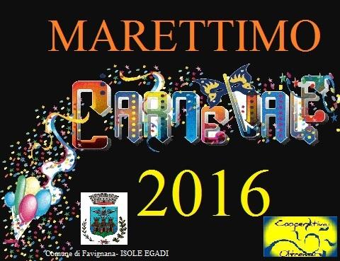 A MARETTIMO per il CARNEVALE 2016