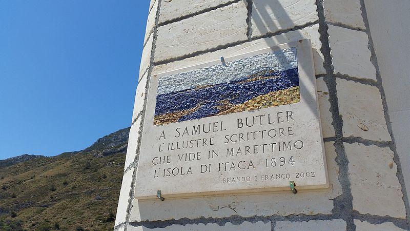 Marettimo a Samuel Butler