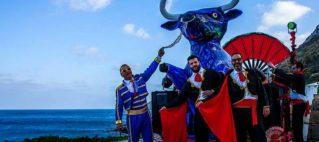 Sasizza, cassateddi e sfilata in maschera al carnevale di Marettimo