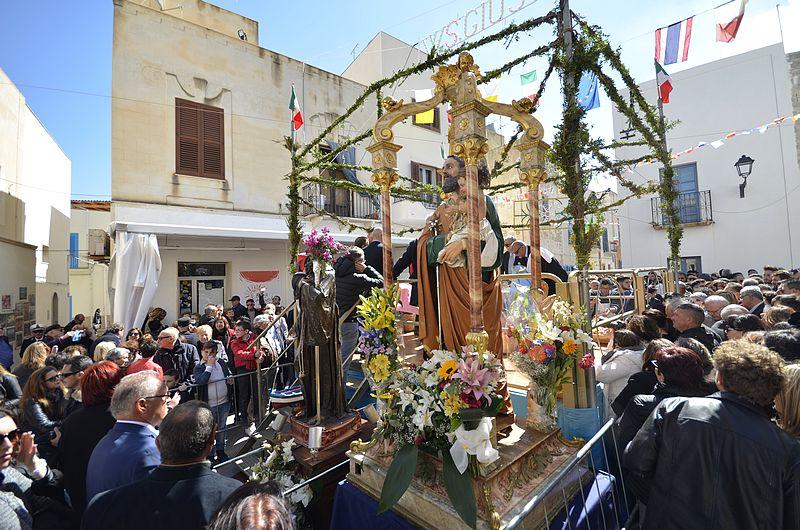 Festa San Giuseppe Marettimo