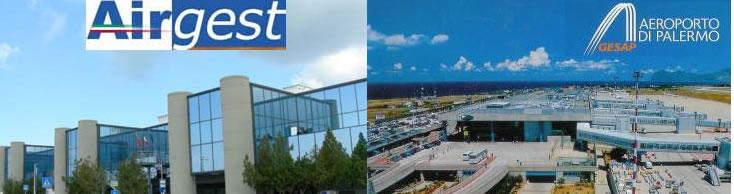 Aeroporti di Trapani (Airgest) e Palermo (Gesap)