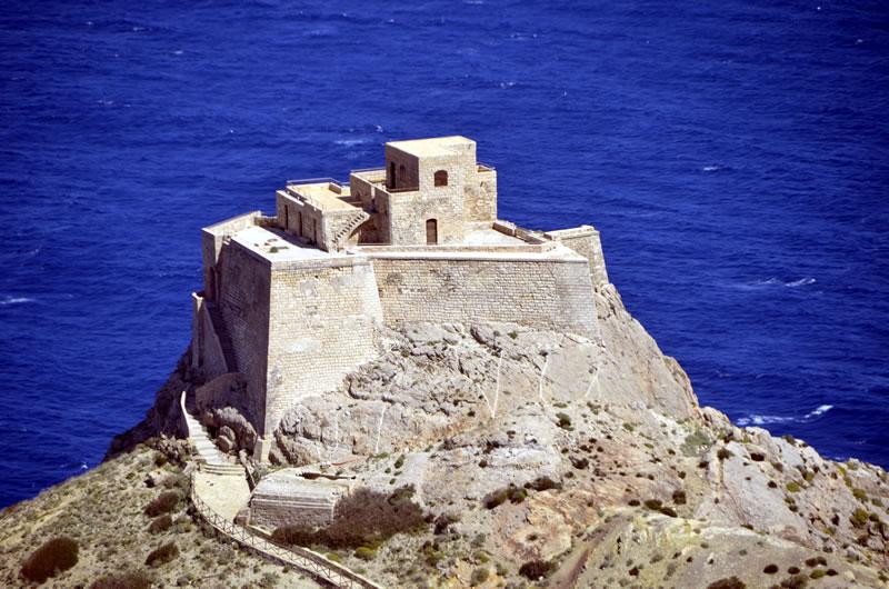 castello punta troia Marettimo