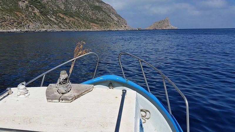 Escursioni in barca a Marettimo
