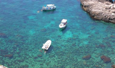 Escursioni in barca a Marettimo, favignana e levanzo