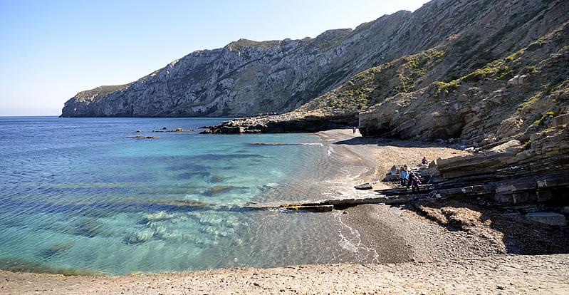 Praia Nacchi Marettimo