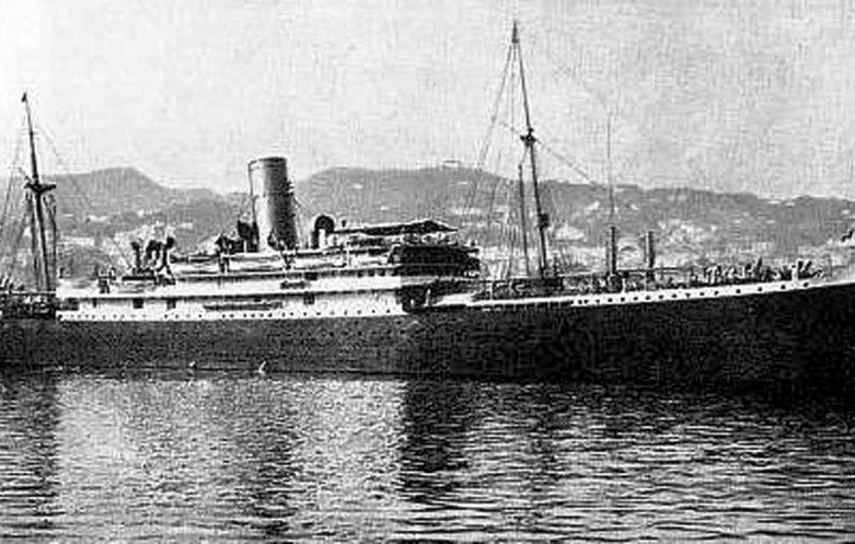 Piroscafo Ancona