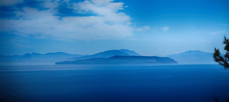 isole egadi da Marettimo