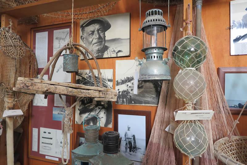 museo del mare a marettimo