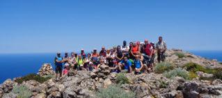 Dall'Alto Adige a Marettimo. Trekking del CAI sezione di Appiano