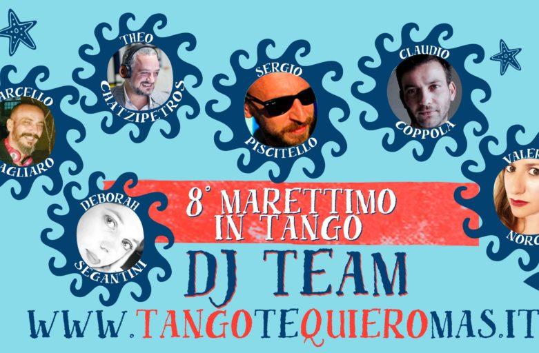 """Dal 17 al 21 Luglio """"Marettimo in Tango"""""""